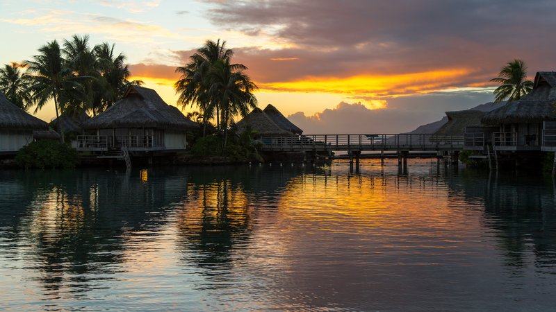 Sofitel Moorea Ia Ora Beach Resort-View from Property<br/>Image from Leonardo