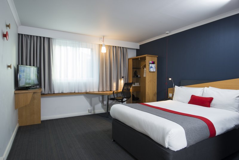 Holiday Inn Express Derby - Pride Park-Our accessible rooms are spacious and modern<br/>Image from Leonardo