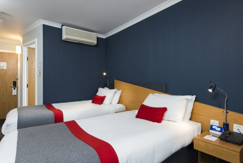 Holiday Inn Express Derby - Pride Park-Sharing's caring! Our twin rooms sleep up to 2 adults <br/>Image from Leonardo