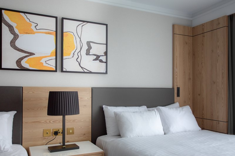 Crowne Plaza Marlow-Twin Bedded Room<br/>Image from Leonardo