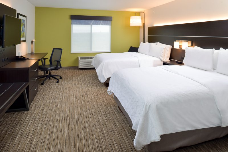 Holiday Inn Express & Suites Pueblo North-Double Bed Guest Room<br/>Image from Leonardo