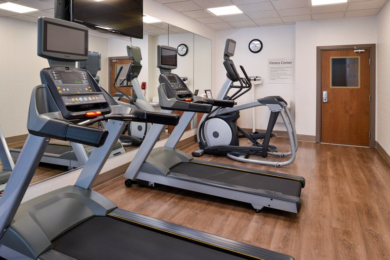 Holiday Inn Express & Suites Pueblo North-Fitness Center<br/>Image from Leonardo