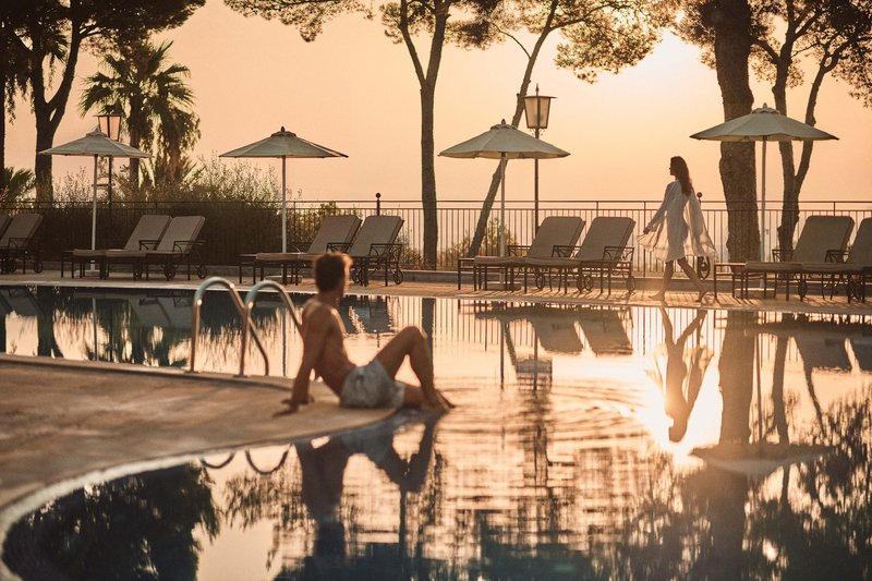 Castillo Hotel Son Vida; a Luxury Collection Hotel-Large Outdoor Pool<br/>Image from Leonardo