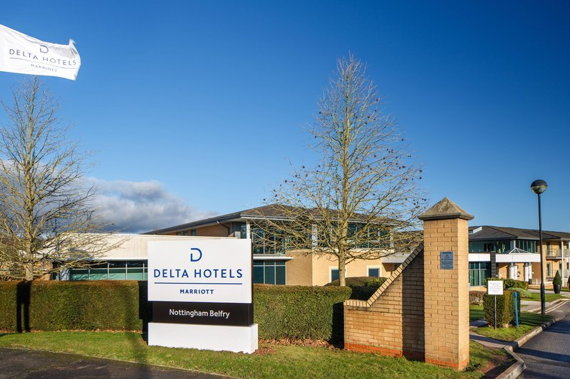 Delta Hotels Nottingham-Exterior<br/>Image from Leonardo