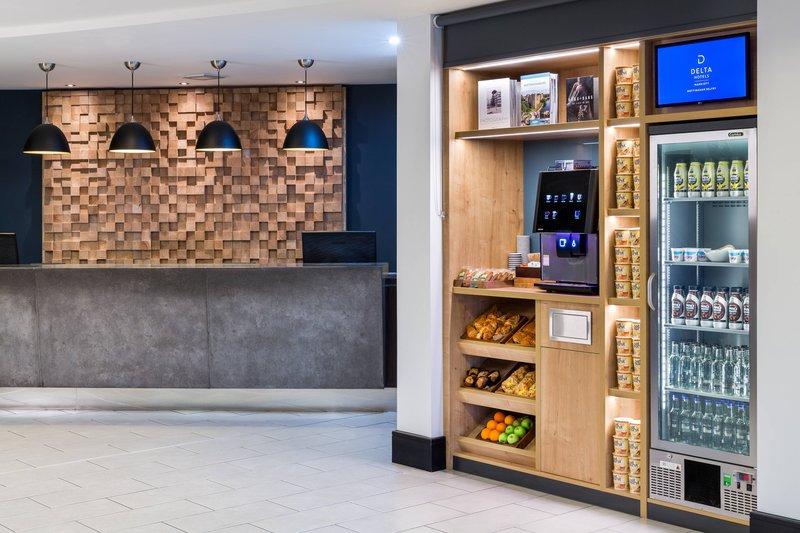 Delta Hotels Nottingham-Grab and Go Market<br/>Image from Leonardo
