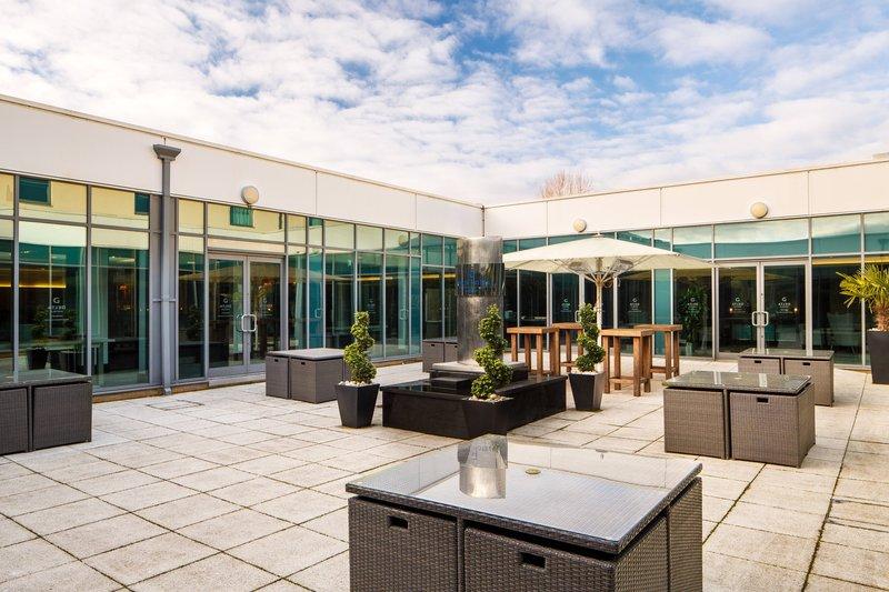 Delta Hotels Nottingham-Courtyard<br/>Image from Leonardo