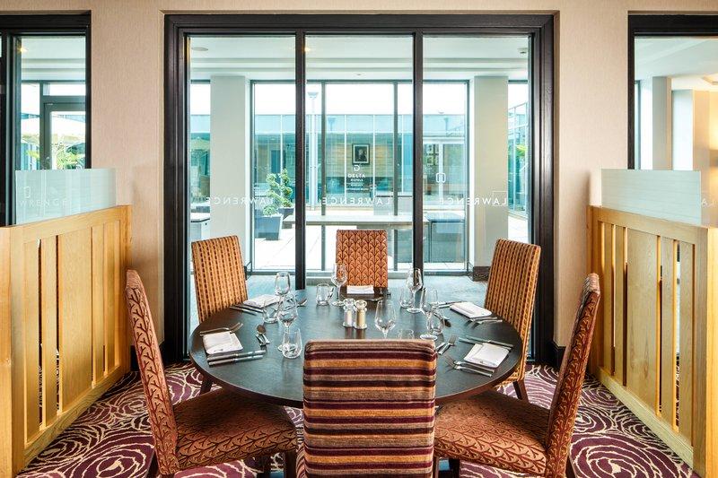 Delta Hotels Nottingham-The Lawrence Restaurant<br/>Image from Leonardo
