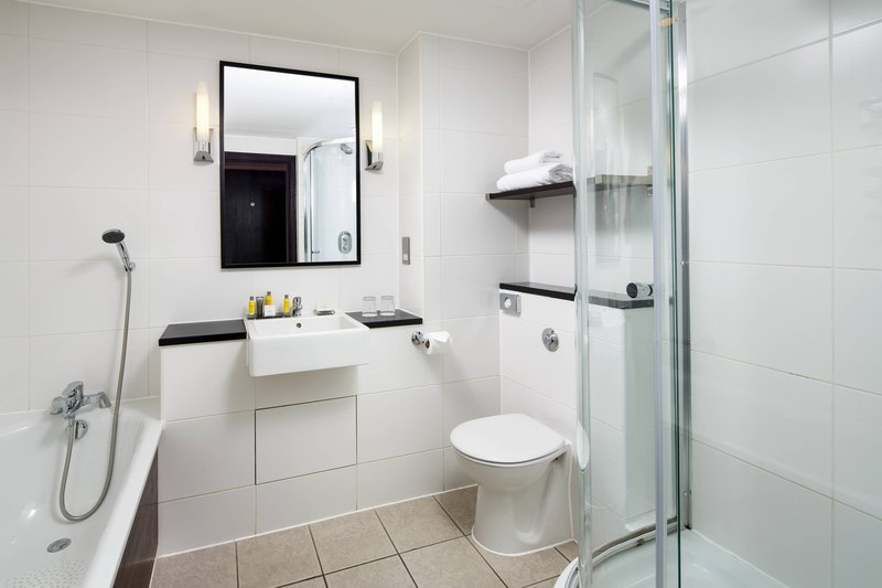 Delta Hotels Nottingham-Guest Bathroom<br/>Image from Leonardo