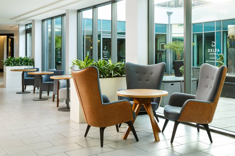 Delta Hotels Nottingham-Churchill Suite Seating Area<br/>Image from Leonardo