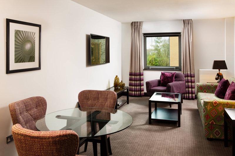 Delta Hotels Nottingham-Family Suite Lounge<br/>Image from Leonardo