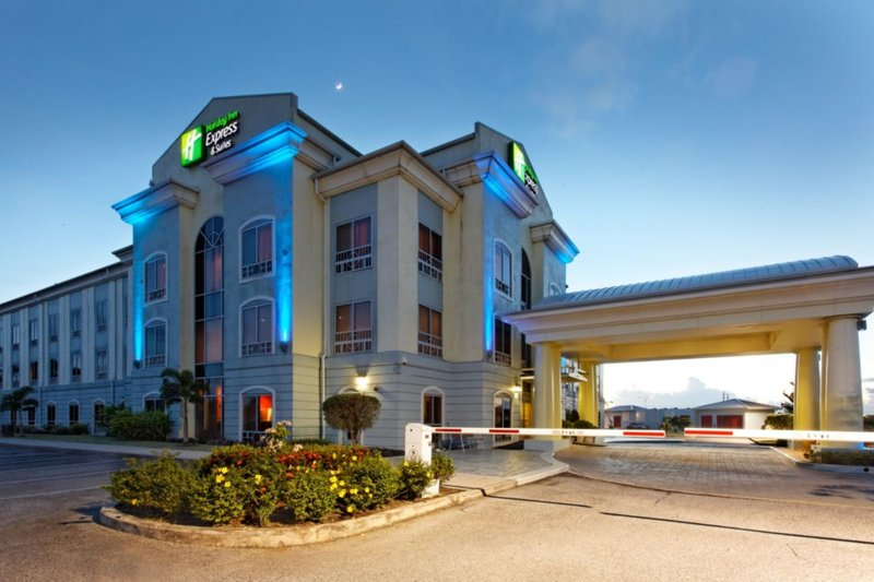 Holiday Inn Express Hotel & Suites Trincity Trinidad Airport-Hotel Exterior<br/>Image from Leonardo