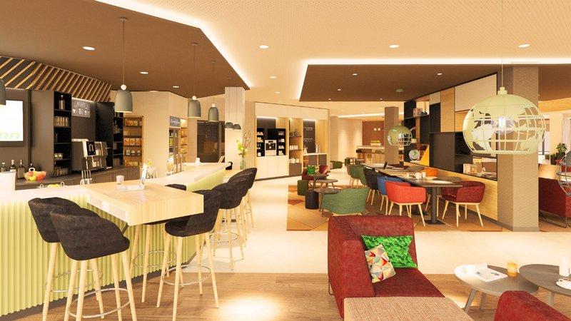Holiday Inn Mannheim City Hauptbahnhof-Restaurant & Bar<br/>Image from Leonardo
