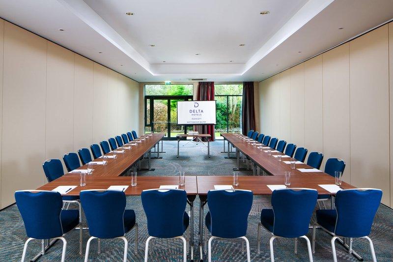 Delta Hotels Nottingham-Victory/Hardy/Marlborough Rooms - Conference Setup<br/>Image from Leonardo