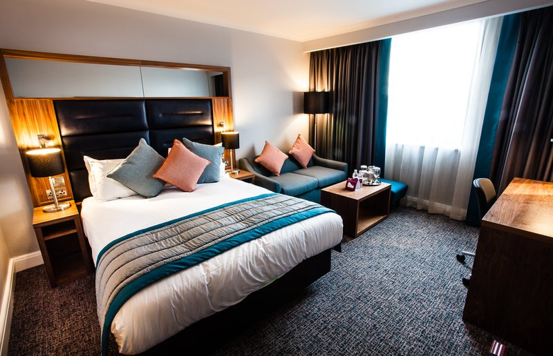 Crowne Plaza Leeds-Guest Room<br/>Image from Leonardo