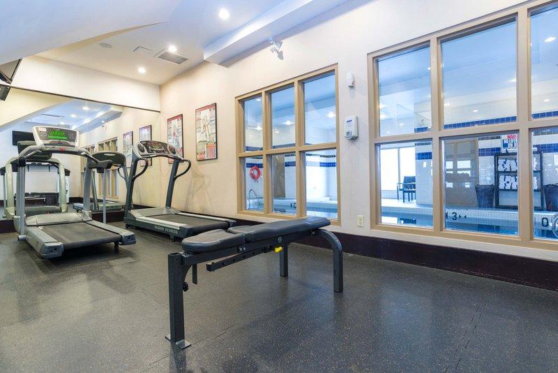 Sandman Hotel Calgary Airport-Fitness Centre<br/>Image from Leonardo