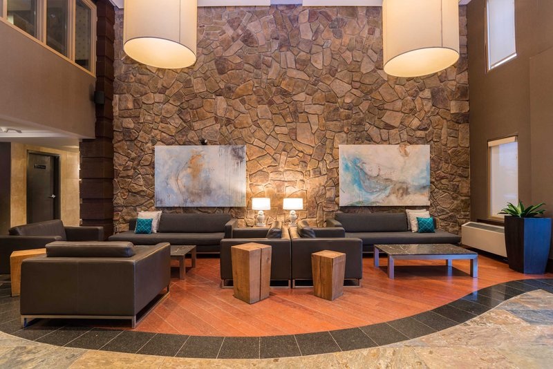 Sandman Hotel Calgary Airport-Lobby<br/>Image from Leonardo
