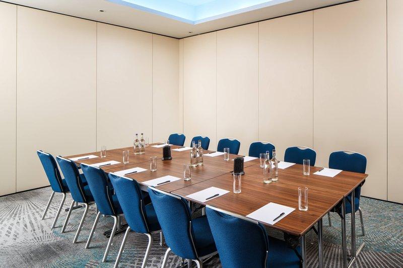 Delta Hotels Nottingham-Drake Meeting Room - Boardroom Setup<br/>Image from Leonardo