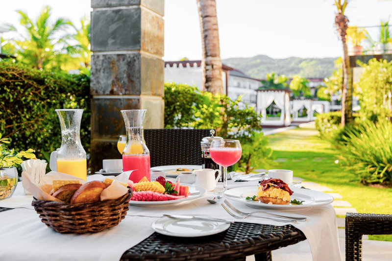 Sublime Samana Hotel & Residences-Breakfast on the terrace<br/>Image from Leonardo