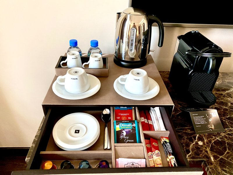Millennium Doha - Executive Suite Coffee <br/>Image from Leonardo
