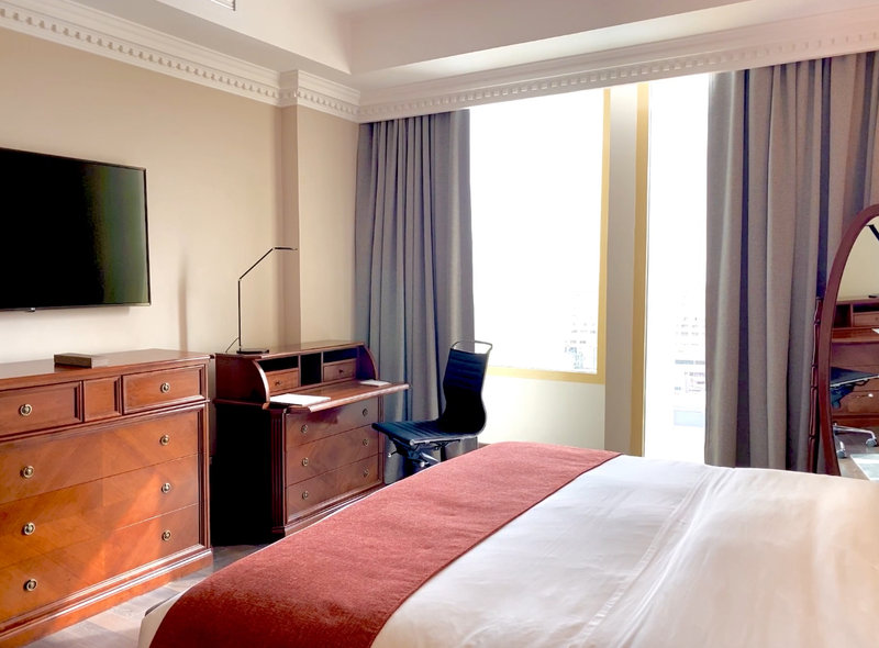 Millennium Doha - Diplomatic Suite King Room <br/>Image from Leonardo