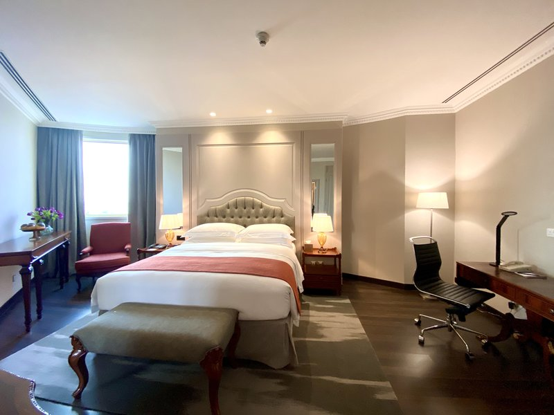 Millennium Doha - Presidential Suite King Bed <br/>Image from Leonardo
