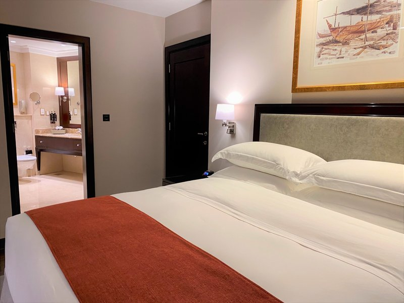 Millennium Doha - Junior Suite King Bed <br/>Image from Leonardo