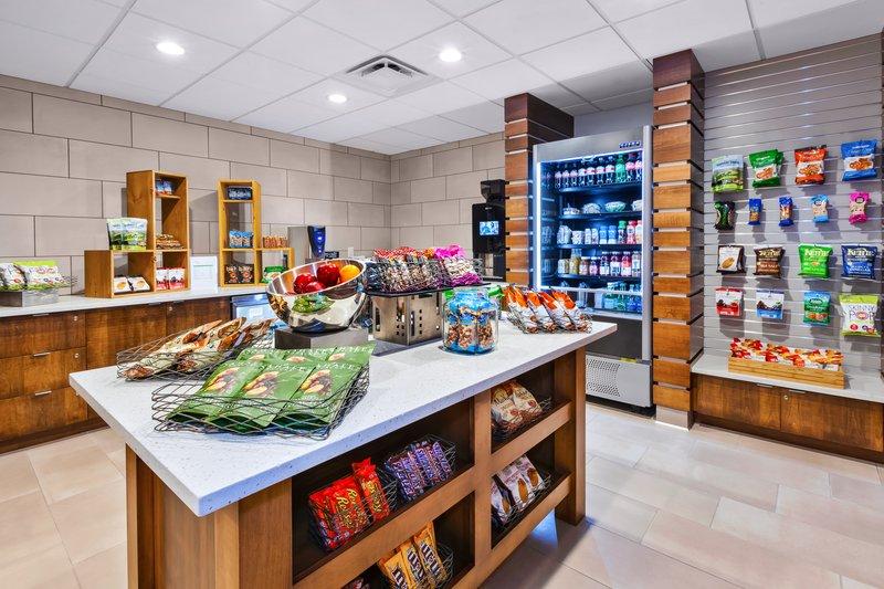 Holiday Inn Express & Suites Ann Arbor-Vending<br/>Image from Leonardo