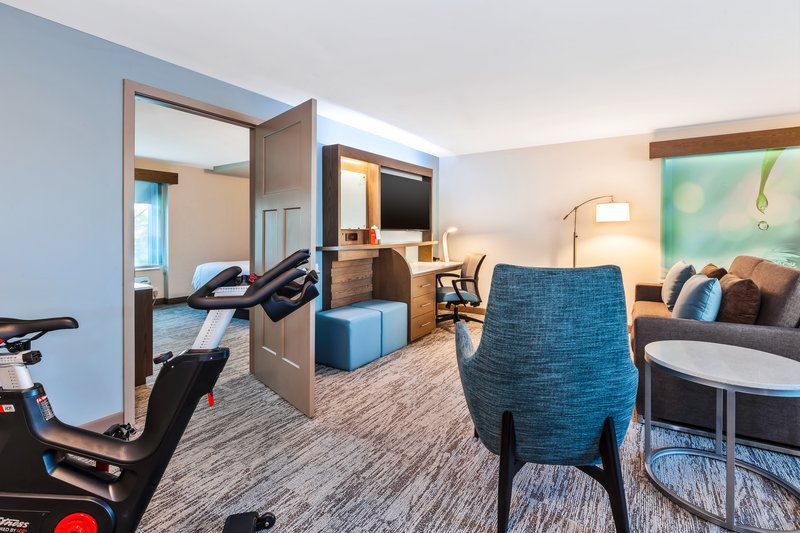Holiday Inn Express & Suites Ann Arbor-Suite<br/>Image from Leonardo