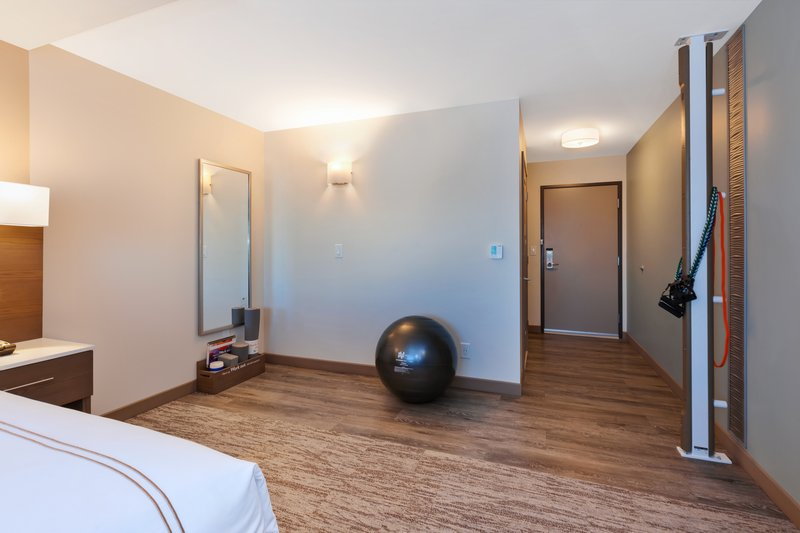 Holiday Inn Express & Suites Ann Arbor-1 King Bed Standard Nonsmoking <br/>Image from Leonardo