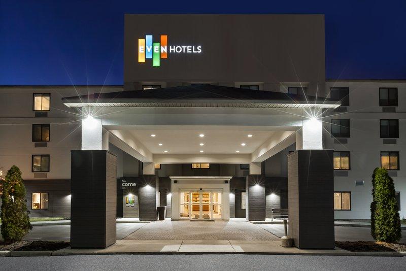 Holiday Inn Express & Suites Ann Arbor-Hotel Exterior<br/>Image from Leonardo