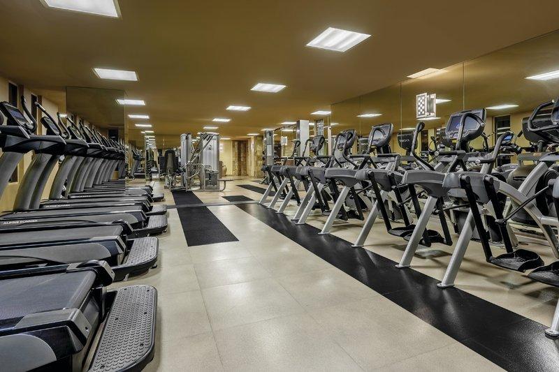 New York-New York Hotel-Fitness Center<br/>Image from Leonardo