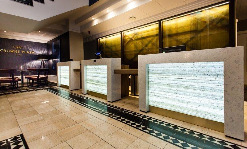 Crowne Plaza Leeds-Hotel Lobby<br/>Image from Leonardo