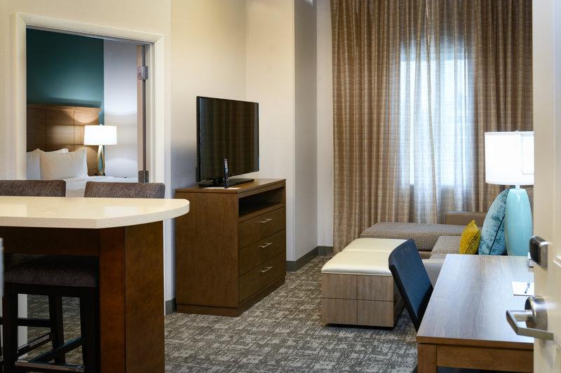 Staybridge Suites Vero Beach-1 Bedroom King Full Kitchen Suite<br/>Image from Leonardo