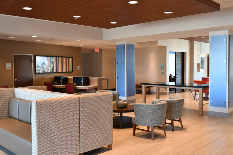 Holiday Inn Express And Suites Romeoville - Joliet North-Hotel Lobby<br/>Image from Leonardo