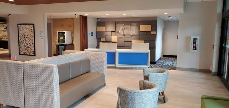 Holiday Inn Express And Suites Romeoville - Joliet North-Welcome to your home away from home<br/>Image from Leonardo