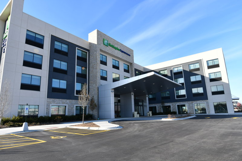 Holiday Inn Express And Suites Romeoville - Joliet North-Hotel Exterior<br/>Image from Leonardo