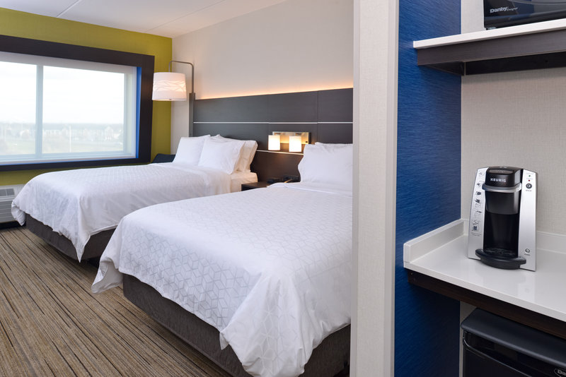 Holiday Inn Express And Suites Romeoville - Joliet North-2 Queen Bed Standard Room<br/>Image from Leonardo