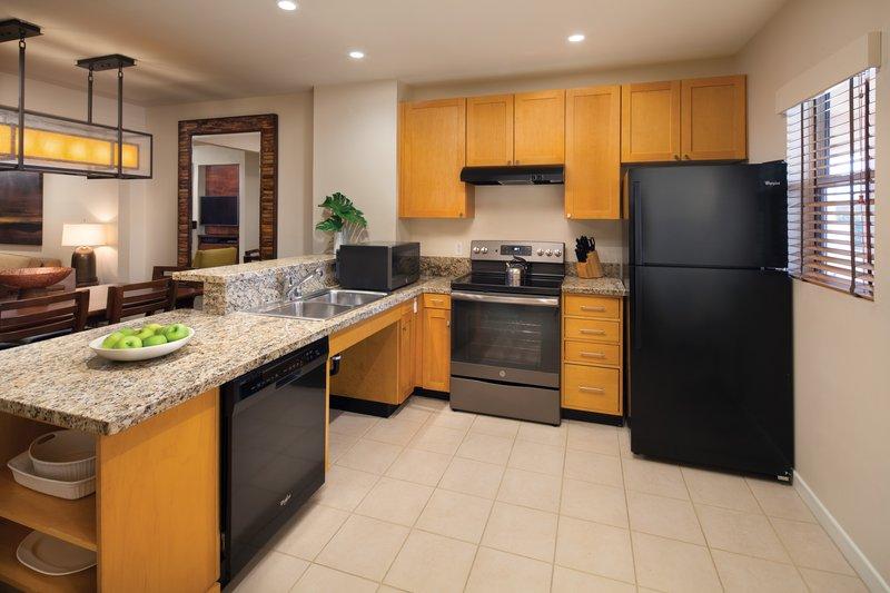 Westin Mission Hills Villas-Accessible Villa Kitchen<br/>Image from Leonardo