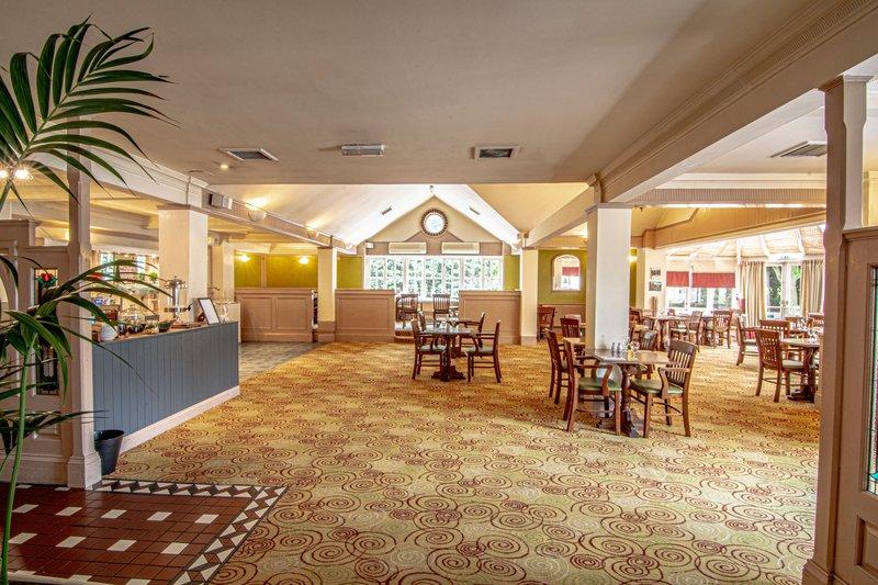 Holiday Inn Ipswich - Orwell-Priory Restaurant <br/>Image from Leonardo