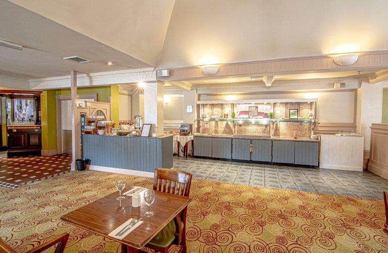 Holiday Inn Ipswich - Orwell-Breakfast at Priory <br/>Image from Leonardo