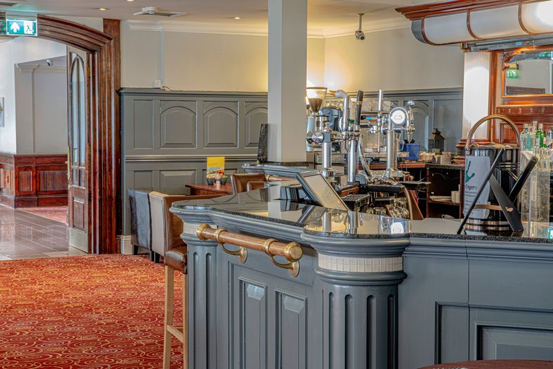 Holiday Inn Ipswich - Orwell-Priory Bar<br/>Image from Leonardo