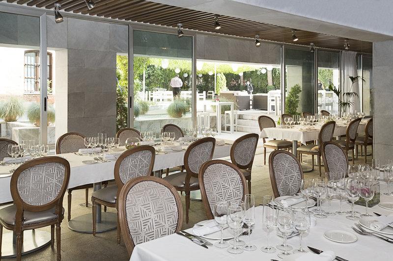 Hospes Palacio De Los Patos-Los Patos Restaurant<br/>Image from Leonardo