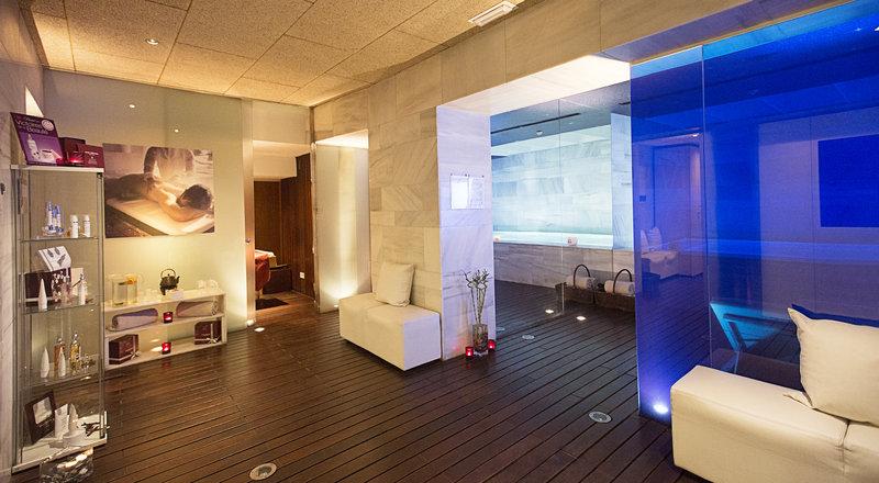 Hospes Palacio De Los Patos-Spa Reception<br/>Image from Leonardo