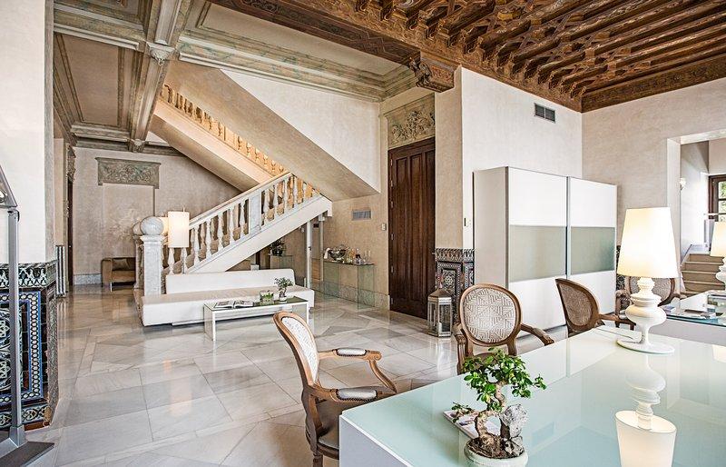 Hospes Palacio De Los Patos-Lobby<br/>Image from Leonardo