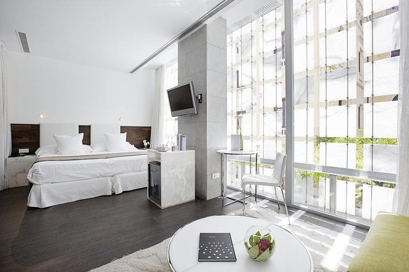Hospes Palacio De Los Patos-Dreamer Twin Room<br/>Image from Leonardo