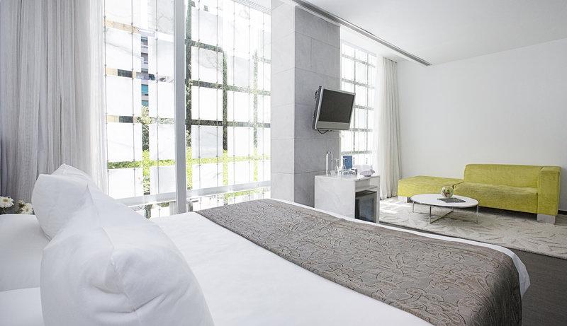 Hospes Palacio De Los Patos-Dreamer Room Alabaster Building<br/>Image from Leonardo