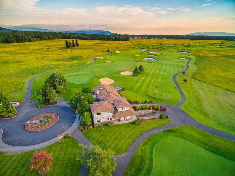 Holiday Inn Express Bellingham-North Bellingham Golf Course<br/>Image from Leonardo
