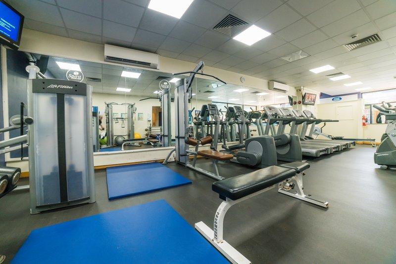 Holiday Inn Brentwood M25, Jct.28-Fitness Center<br/>Image from Leonardo