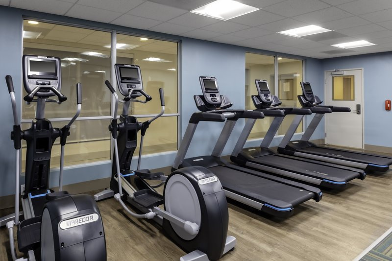 Holiday Inn Express And Suites Wilmington West -Medical Park-Gym<br/>Image from Leonardo