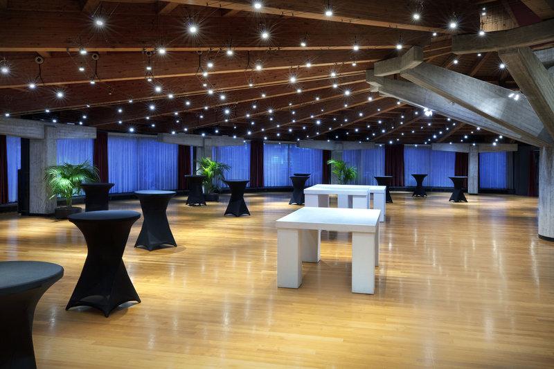 Crowne Plaza Milan - Linate-Meeting Room Volta <br/>Image from Leonardo